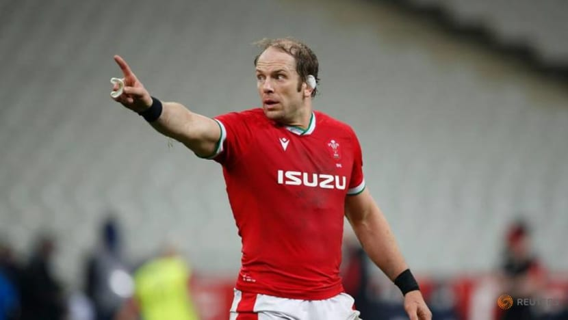 Rugby-Wales lock Jones named Lions captain for South Africa tour