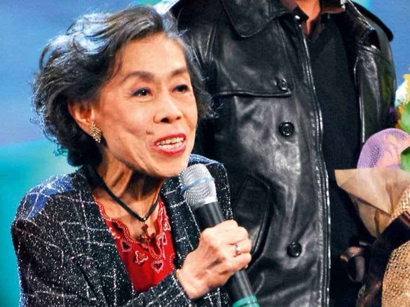 Veteran Singapore actress Chen Meiguang dies at the age of 87