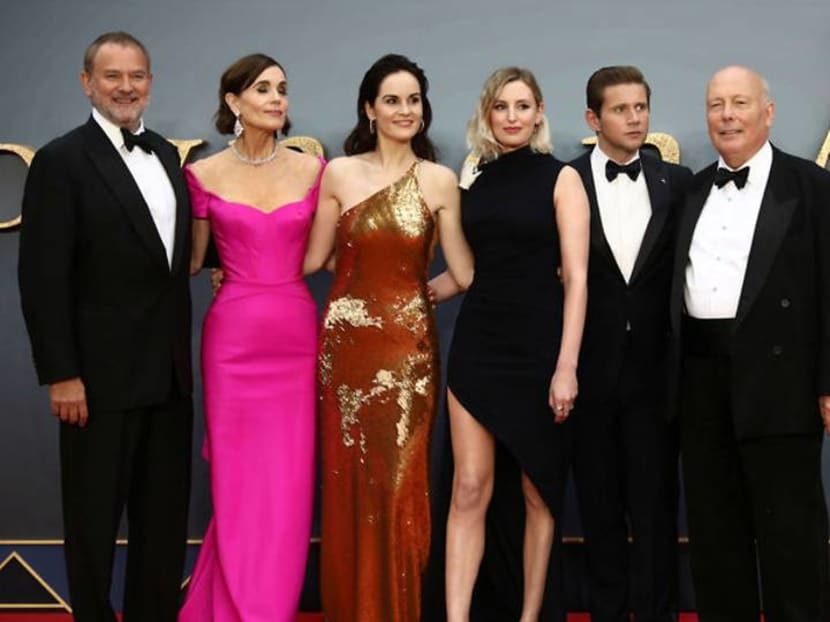 Downton Abbey movie premieres with cast feeling pressure to please fans