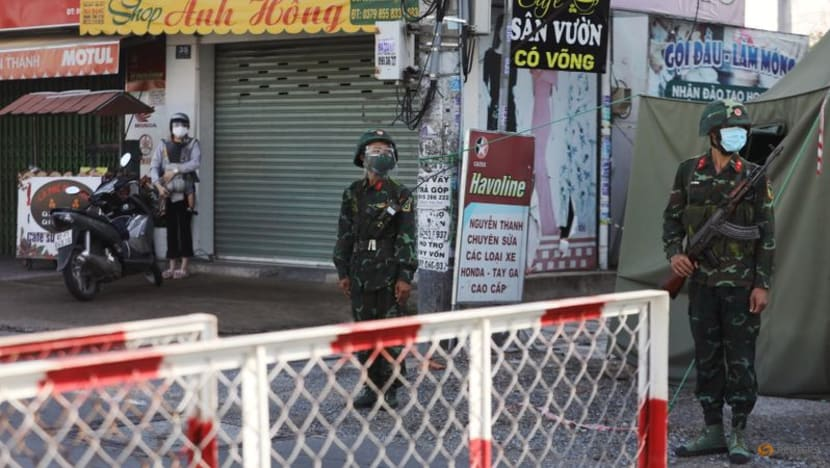 Vietnam deploys troops to enforce COVID-19 lockdown in Ho Chi Minh City
