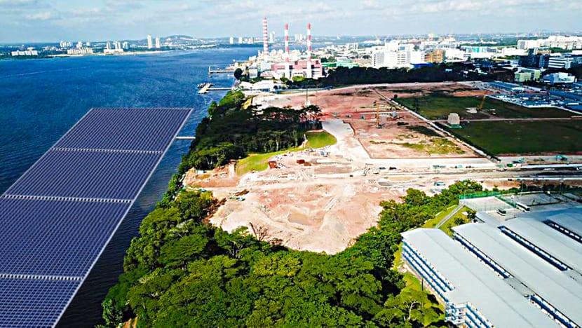 Sunseap to build floating solar energy generator off Woodlands