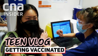 Talking Point 2021/2022 - S1: I got the COVID-19 vaccine: Teen vlog