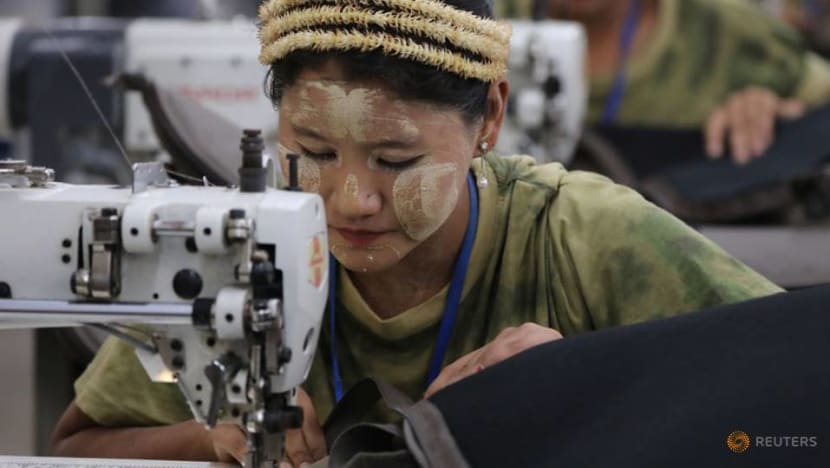 Commentary: After the coup, Myanmar's garment industry hangs by a thread