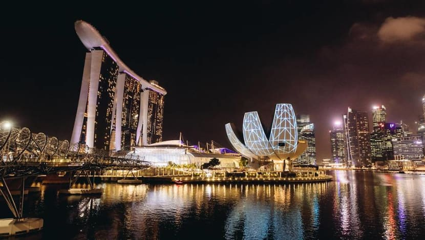 90-minute show with fireworks for Marina Bay Singapore Countdown 2020