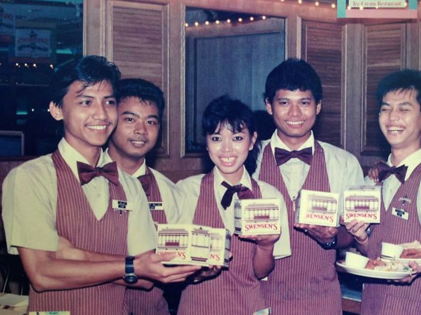 In 1979, this 'atas' ice cream joint was where Singaporeans went on dates