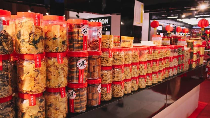 Johor bakeries selling Chinese New Year goodies pivot to online sales amid strong demand from Singapore