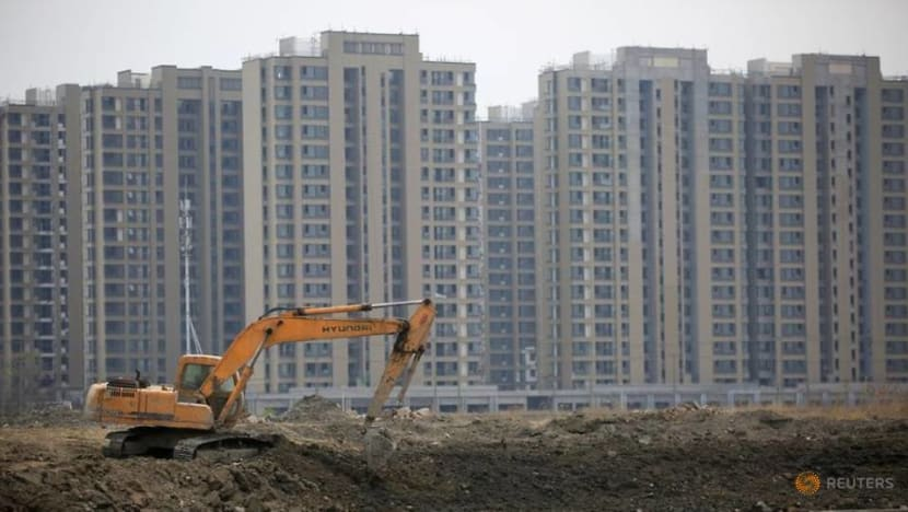 China January-April property investment up 21.6% year-on-year, cooling from first quarter
