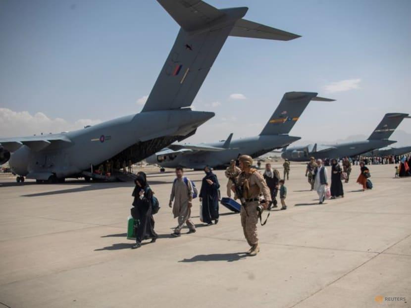 UK's Johnson and Biden agree on Kabul evacuation efforts