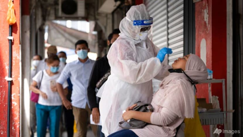 Malaysia reports 1,054 new COVID-19 cases, teenager among 12 new deaths