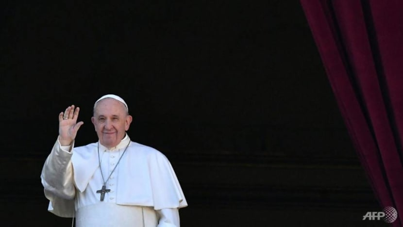 Mixed Philippine reaction to pope nod on gay civil unions