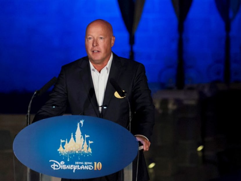 Disney's Chapek says program production delayed as Delta variant spreads