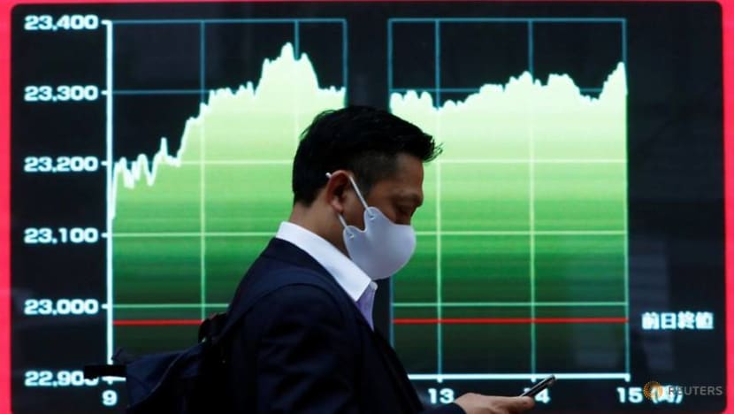 Asian shares at all-time highs on US stimulus, vaccine hopes