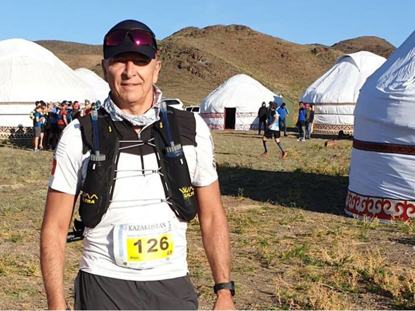Train in Singapore, run in Mongolia: The 58-year-old CEO who does ultra-marathons