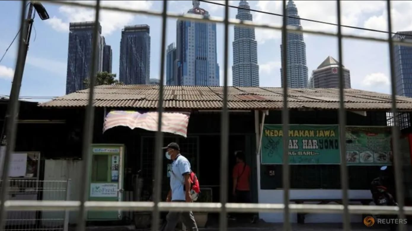 马国新增6145起确诊例 缔逾三个半月最低水平