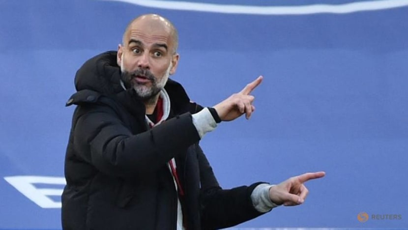 Football: Man City could break transfer record, says Guardiola