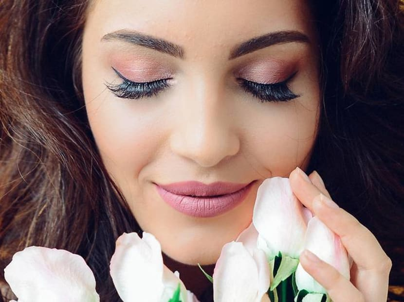 Those eyelash extensions you love wearing may have bacteria and fungi