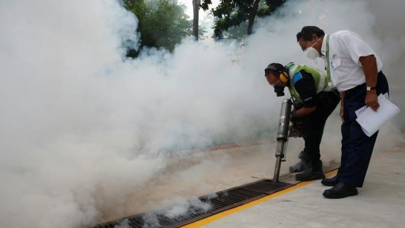 Most dengue clusters closed, dengue cases down, says Masagos