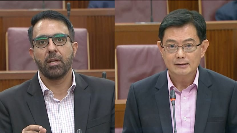 DPM Heng says independent Budget office would be 'wasteful duplication' of functions after Pritam Singh cites necessity