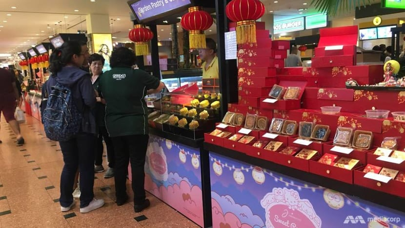 Elaborate mooncake packaging difficult to recycle and damaging to the environment, experts say