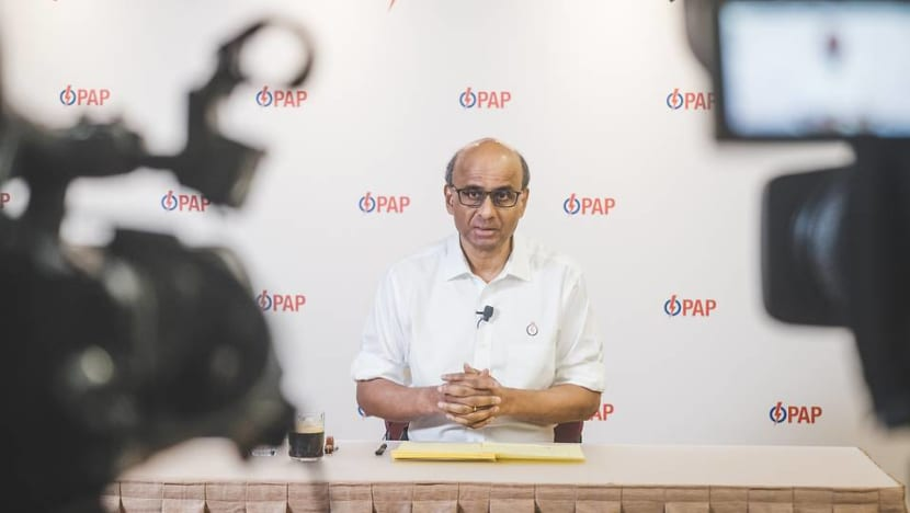 GE2020: Tharman assures that Singapore wants to provide better jobs over time