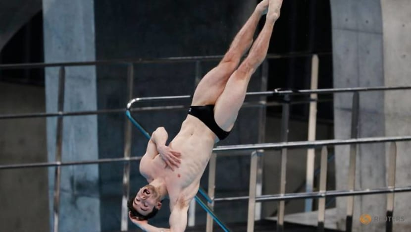 Olympics: Organisers hail diving World Cup after COVID-19 measures