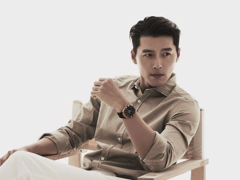 'Oppa' Hyun Bin is the first Korean celebrity to be named an Omega ambassador