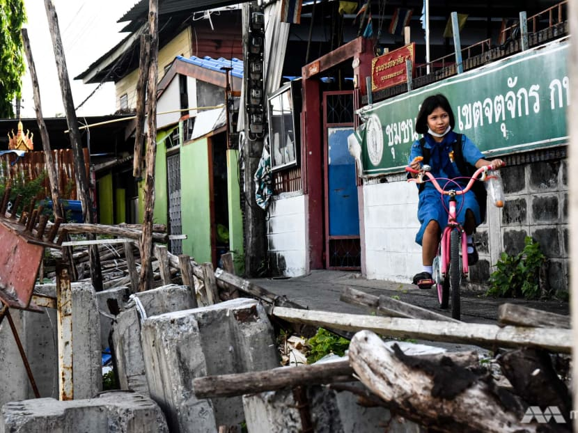 'When is the next flood?': Bangkok's canal communities fear they are living on borrowed time