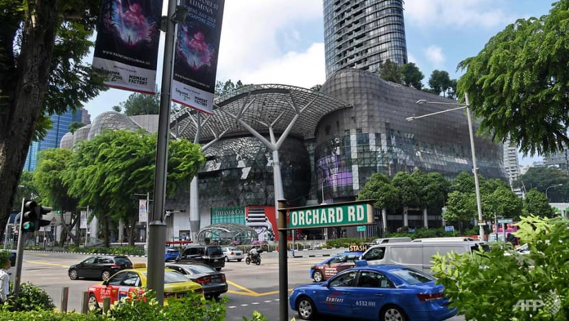 Woman allegedly sneezes in another woman's direction at ION Orchard, charged with causing harassment