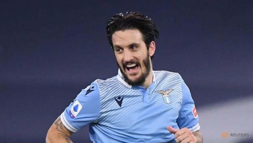 Football: Luis Alberto earns Lazio narrow win over Sampdoria