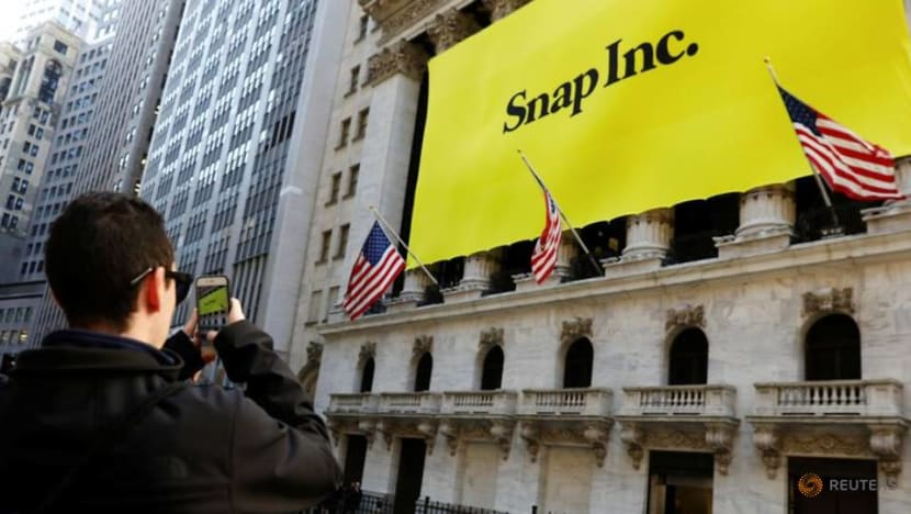 Snap beats analyst estimates for user growth, revenue