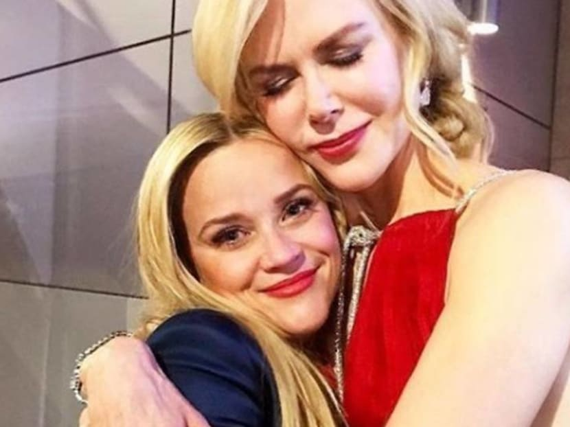 Reese Witherspoon's girlfriends celebrate 43rd birthday with plenty of love