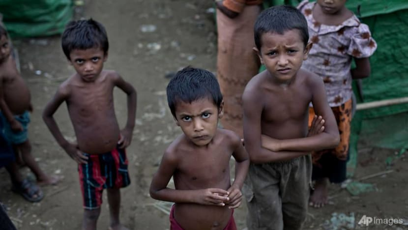 Rights group decries Myanmar's camps for displaced Rohingya