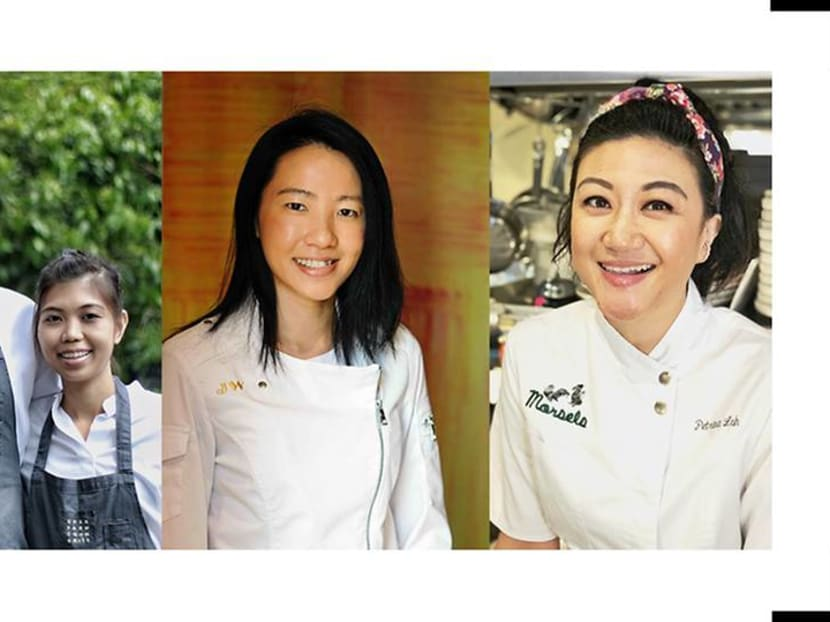 Singapore chefs and bartenders are creating art to raise funds for charity