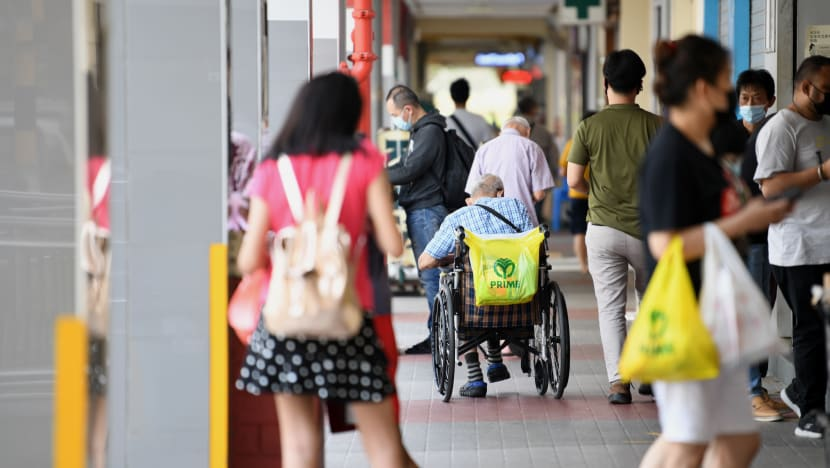 CareShield Life to open to people born in 1979 or earlier with incentives of up to S$4,000