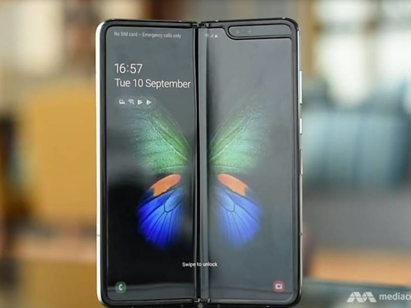 Hands-on with the redesigned Samsung Galaxy Fold, launching in Singapore on Sep 18
