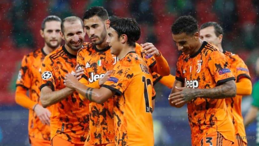 Football: Morata brace helps Juve to 4-1 win at Ferencvaros