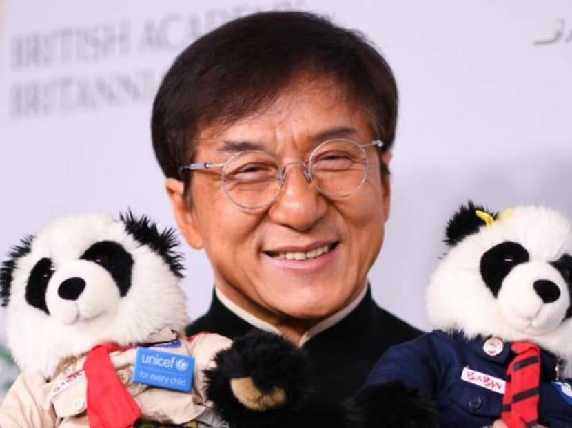 Jackie Chan nearly drowns during filming of latest action movie