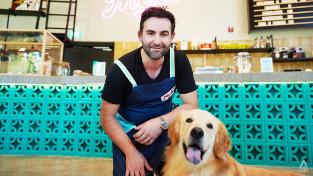 Kitchen Stories: The chef whose dog Milo inspired pet-friendly gelato shop Mylo's