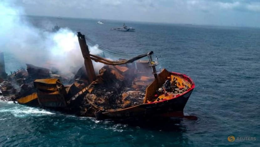 CEO of vessel operator apologises for impact of sunken container ship off Sri Lanka coast