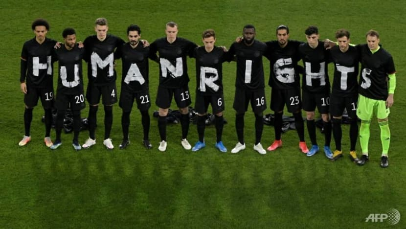Football: Amnesty calls on England to follow Netherlands, Germany in Qatar protest