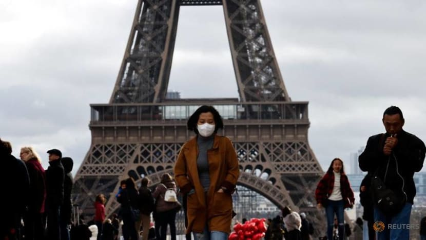 France reports second coronavirus death, Italian link in another case