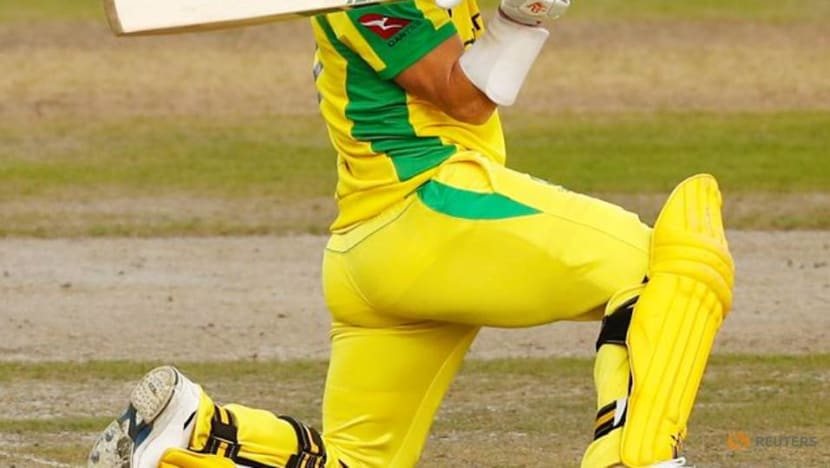 Australia's Warner ends century drought in domestic match