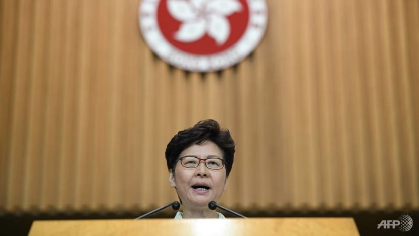 China says it will 'perfect' system for choosing Hong Kong leader
