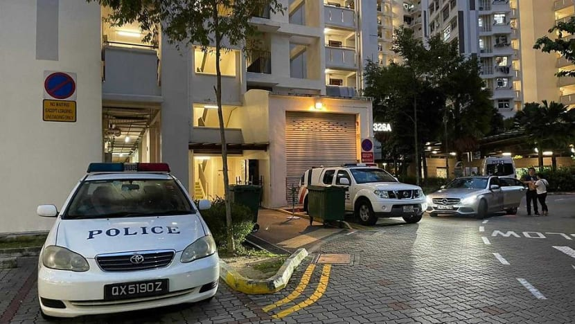 Man charged with murder after fatal stabbing along corridor of Sumang Walk block