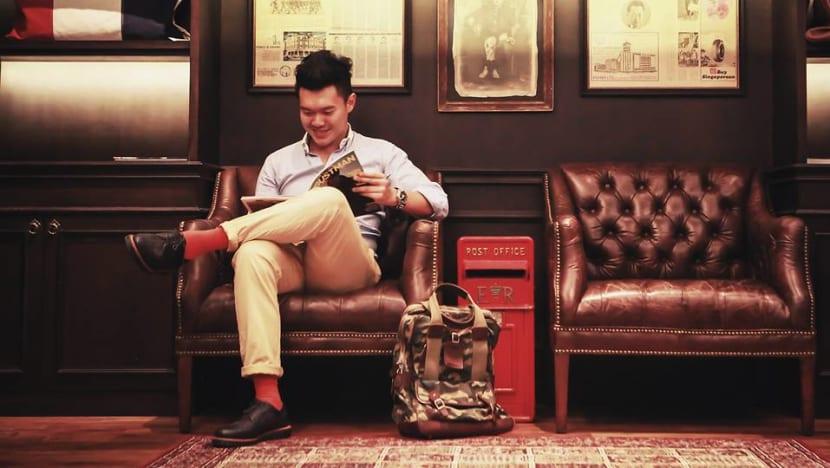 Creative Capital: The Singaporean entrepreneur who tells stories through clever bags