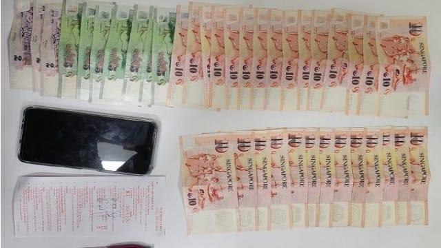 七人涉及非法赌马活动 受警方调查