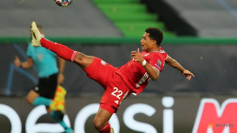 Football: Gnabry double sends dominant Bayern into Champions League final