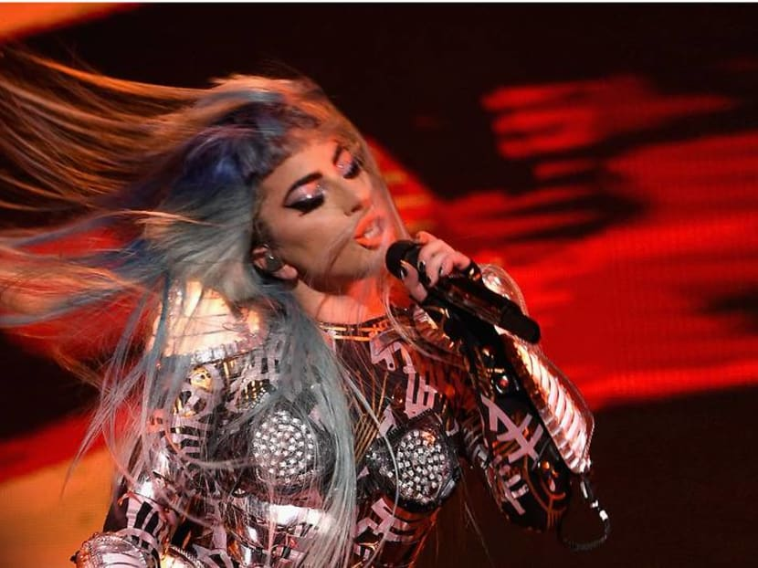 Why Lady Gaga keeps her nine Grammys and Oscar in her 'kitchen area'