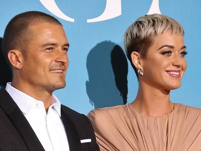 Katy Perry pays S$68,000 to go on a date – with boyfriend Orlando Bloom
