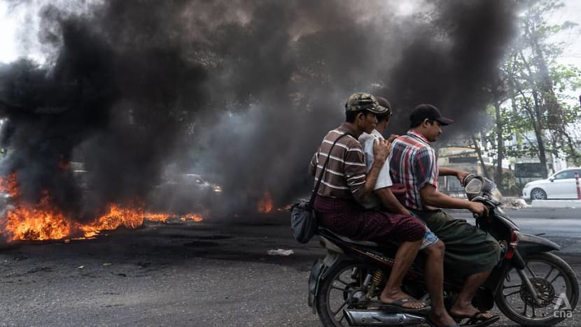 International pressure on Myanmar generals grows as protesters march, 1 killed